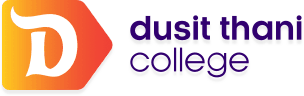 dusit thani college logo